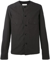 Lemaire collarless shirt - men - Cotton - 44