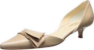 Butter Shoes Women's Doodle Swoop Bow D'Orsay Pump
