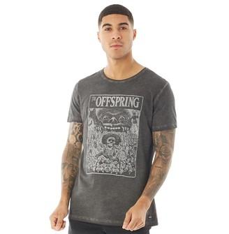 Blend Mens Slim Fit T-Shirt Black