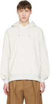 Undecorated Man Grey French Terry Hoodie
