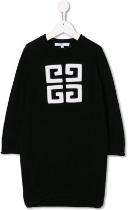 Givenchy Kids Monogram Jumper Dress