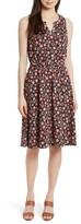 Kate Spade Women's Casa Flora A-Line Dress