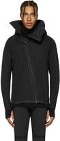Y-3 Sport Black Airflow Hooded Jacket