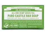 Dr. Bronner's Dr. Bronner Castile Bar Soap - Green Tea