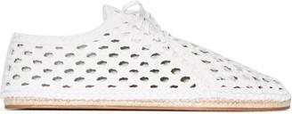 Zimmermann Flat Woven Espadrille Loafers
