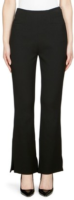 Roland Mouret Goswell Crepe Skinny Trousers