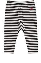 Munster Striped Cotton Jersey Leggings