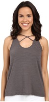 LnA Cross Strap Tank Top
