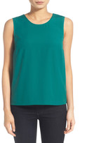 1 STATE 1.State Wrap Back Sleeveless Top