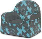 P'kolino PKFFLRBP Little Reader Chair - Planes