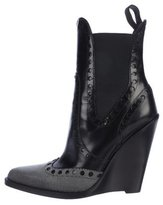 Alexander Wang Nadja Wedge Ankle Boots