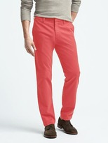 Banana Republic Emerson Straight Chino
