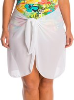 Dotti Plus Size Sarong, So Right Short Pareo 46722