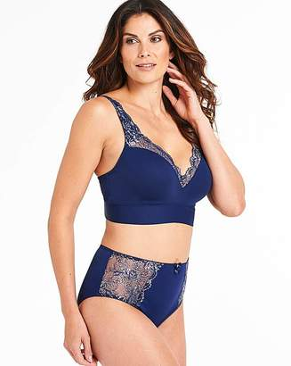 Pretty Secrets Ella Lace Moulded Lounge Bra