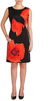 Peter Nygard Floral Sloane Sheath Dress