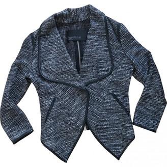 Yigal Azrouel Metallic Cotton Jacket for Women