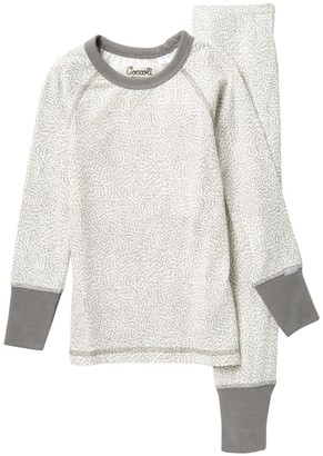 Coccoli Cozy Pajama Set (Toddler, Little & Big Kid)