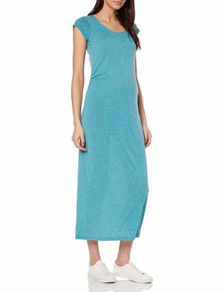 Mama Licious Mamalicious Women's Mlnella S/s Jersey Maxi Dress V