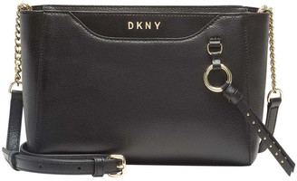 DKNY R01EHH12 Lola Zip Top Crossbody Bag