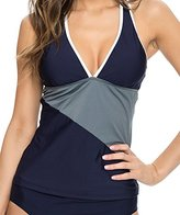 Nautica Women's Block and Tackle Tankini