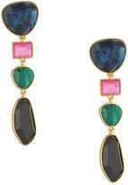 Trina Turk HOLLYWOOD HILLS LINEAR earrings