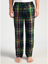 Polo Ralph Lauren Hastings Check Lounge Pants, Green