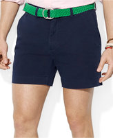 Polo Ralph Lauren Men's Core Classic-Fit Flat-Front Chino Shorts