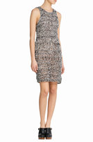 McQ by Alexander McQueen Knitted Cotton Dress