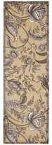 Waverly Artisanal Delight Fanciful Ironstone Area Rug by Nourison (2'6 x 8')