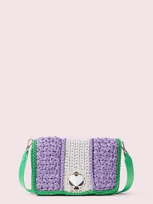 Kate Spade Nicola Knit Twistlock Medium Shoulder Bag