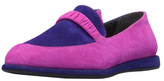 Camper TWS Two-Tone Suede Loafers