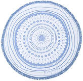 The Beach People The Wategos Round Towel