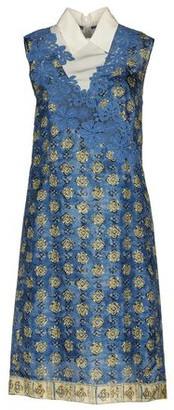 Alberta Ferretti Knee-length dress