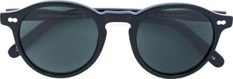 MOSCOT Matte Round Frame Sunglasses