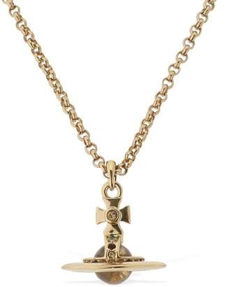 Vivienne Westwood New Petite Orb Pendant Necklace