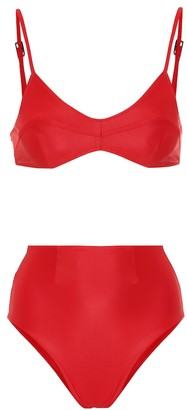 Haight Beca high-rise triangle bikini