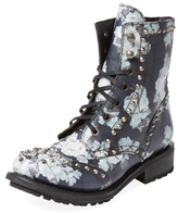 Ash Rare Studded Leather Boot