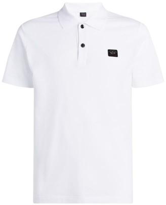 Paul & Shark Logo Polo Shirt