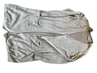 Fabiana Filippi Grey Cotton Knitwear