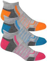 New Balance Tab Performance No Show Socks - 3 Pack - Women's