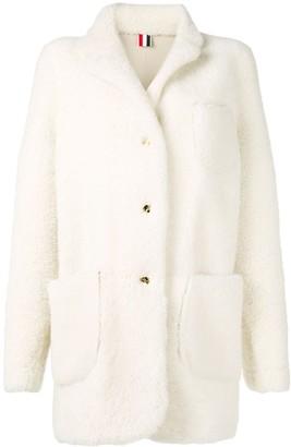 Thom Browne Reversible Sack Jacket