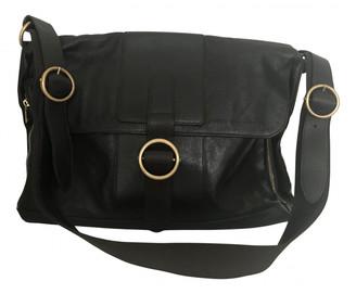 Saint Laurent Brown Leather Bags