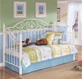 Signature Design by Ashley Exquisite Metal Day Bed with Deck