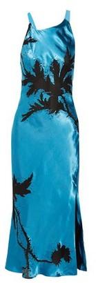 Unique 3/4 length dress