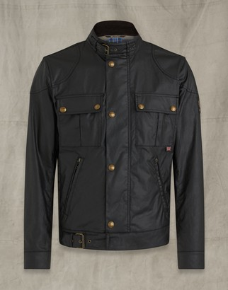 Belstaff Gangster Waxed Cotton Jacket