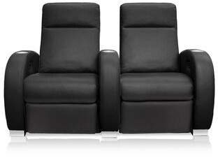 Bass Olympia Home Theater Seating (Row of 2