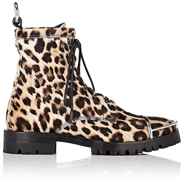 Alexander Wang Women's Lyndon Haircalf Ankle Boots