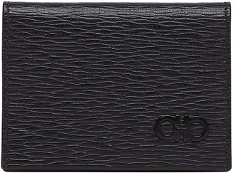 Salvatore Ferragamo Revival Leather Folding Case