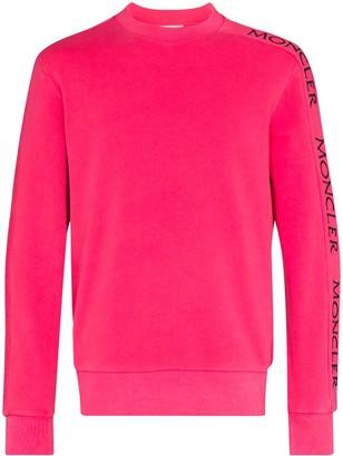Moncler Logo Embroidered Sweatshirt