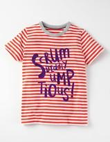 Boden Scrumdiddlyumptious T-shirt